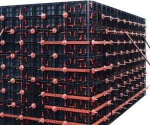 Одна панель GEOPANEL весит всего 11 кг