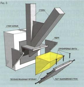 Способ укрепления балкона