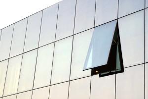 стекло в строительстве