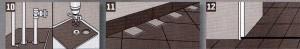 Затем отметьте угол в 45°. Здесь плитка укладывается прямо и по диагонали к осям.