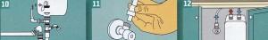 Многие кухонные мойки реверсивные: в зависимости от использования их можно установить, повернув крыло вправо или влево. Нержавеющая сталь – это классический материал для кухонной мойки, но мы также предлагаем мойки, выполненные из композитных материалов (например, с использованием гранита), чтобы вы имели возможность, придать кухне неповторимый стиль.