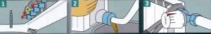 подводящего трубопровода