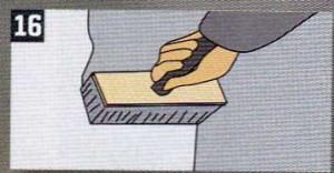 перегородки теперь можно покрыть грунтовкой и покрасить, обклеить обоями или облицевать плиткой. Вы также найдете полезные советы по всем видам отделки