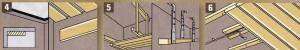 Выполните «теневой» стык в качестве деформационного шва (около 1-3 см) помощью окрашенной в черный цвет рейки, закрепляемой по периметру на участке