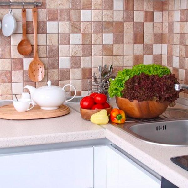 Облицовочная плитка для кухни