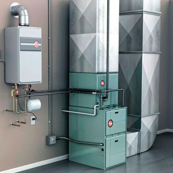 Отопление,-канализация
