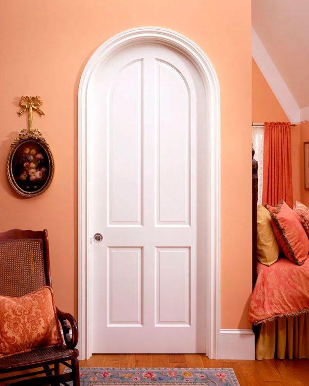 Арочные-двери
