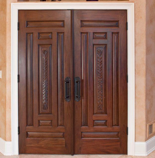 Двери-из-дуба