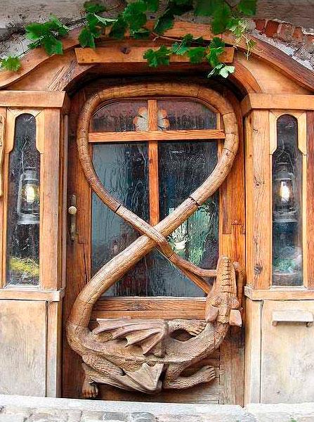 Двери - произведение искусства