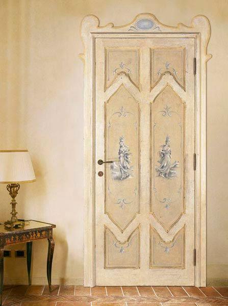 двери-в-стиле-винтаж