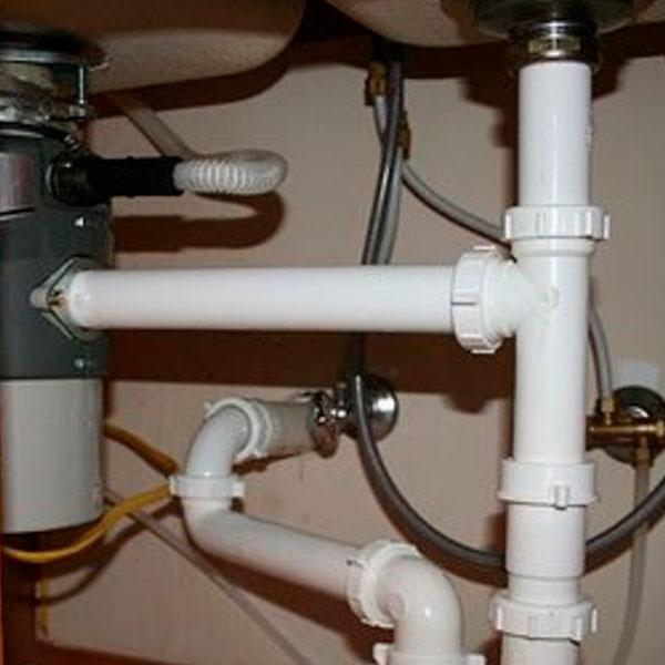 Перенос канализационных труб