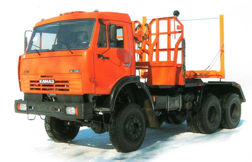Лесовоз 6426-1033-10