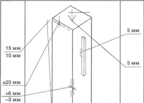 Монолиные и железнобетонные колонны