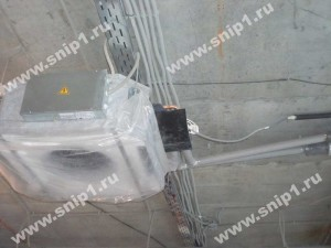 Элктроподключение кондиционера