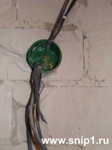 Электрическая разводка