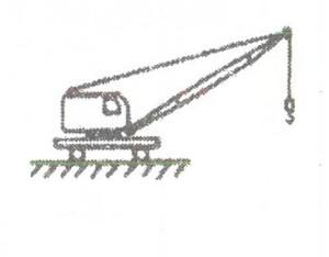 Стреловой кран