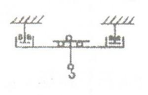 Мостовой подвесной кран
