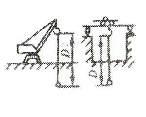 Параметры кранов