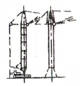Башня крана