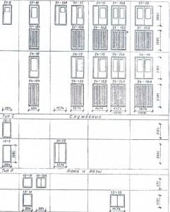 Входные двери, тамбурные двери, служебные, люки и лазы