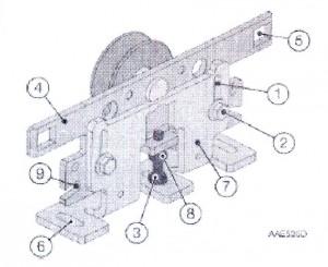 Дверной адаптер
