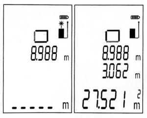 измерения экран