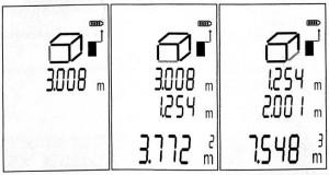 измеряем объём