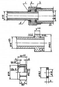Конструкция полиэтиленовой подводки