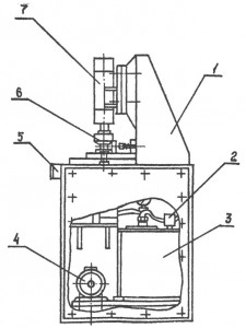 Механизированное устройство для изготовления ниппельных соединений водопроводных подводок