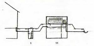 Установка заводского изготовления наземная