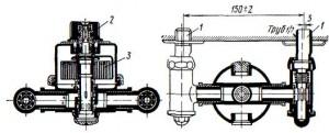 Термосмеситель TCBB по ТУ 21-01-Ш-71