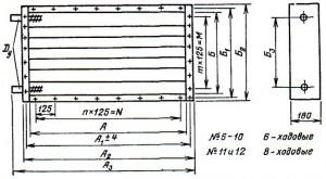 Калориферы биметаллические с накатным оребрением