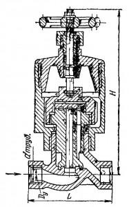 Конденсатоотводчик термодинамический муфтовый