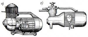 Диафрагменный компрессор