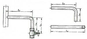 Длины стальных труб