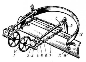 Механизм подъёма