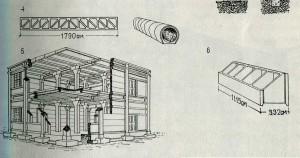 4-6 Сборные конструкции мостов, труб и портовых сооружений, железнобетонных зданий,