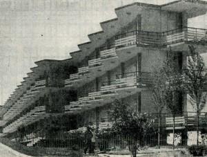 Гостиница в Канневе