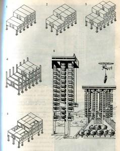 Конструктивные  системы и  формы зданий