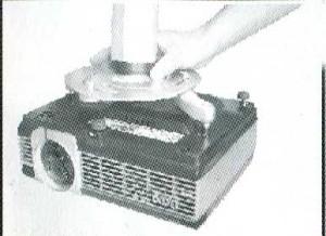 Регулировка проектора