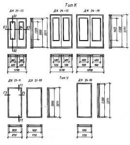 компоненты дверей