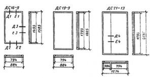 Двери щитовые трудносгораемые и утепленные