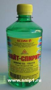 Уайт-спирит ТУ 0251-044-52274787-2009