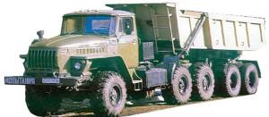 Урал-44223