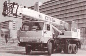 КС-4574 Автокран