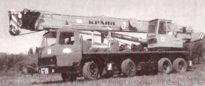 КС-6473 Автокран