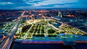 Грозный является самым безопасным городом в России