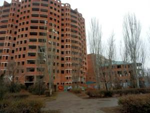 Долгострой Москва