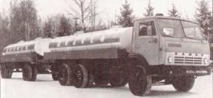 АВТОПОЕЗД Г6-ОПА-15,5