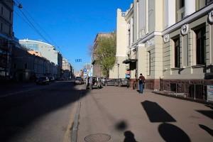 Улицы Малая Дмитровка